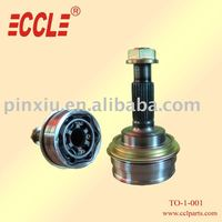 Manufactured outer cv joint TO-01