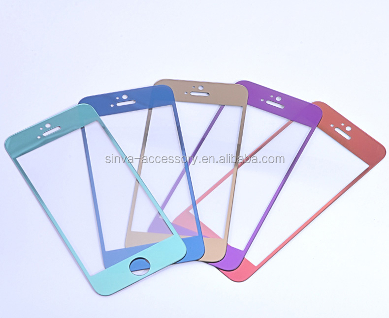 Sinva cheap price Best selling tempered glass film screen protectors for samsung s6 with oem