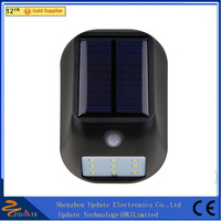 New mouse type outdoor 9 LED/12 LED solar wall lights