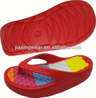 EVA Injection sand walking shoes for healthy and promotion,light and comforatable