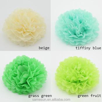 Paper Flower Balls Tissue Paper Flower Balls Wedding Flower Balls
