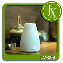 USB ultrasonic air humidifier purifier aroma diffuser wooden essential oil aroma diffuser