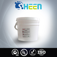 Temperature Shock Fast Cured Clear Epoxy Adhesive Glue For Ic Packaging
