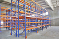 warehouse steel pallet racking selective from china supplier