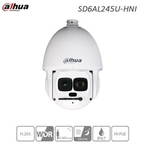 Professional high Speed Dome 550m Laser long range IR Dahua 1080P 2MP 45X Zoom starlight long range PTZ camera