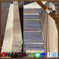 Experienced manufacturer pine lvl sawn timber for construction from ISO manufacturer