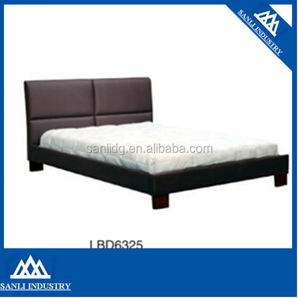brown furniture beautiful PU bed