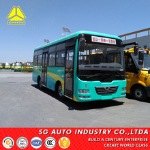 New design china luxury mini electric bus for sale
