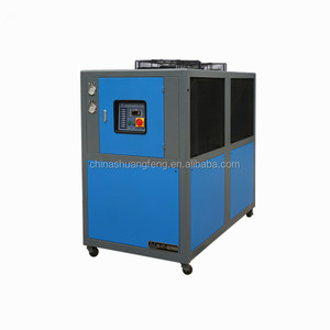 Air cooled industrial 5hp chiller
