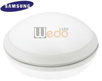 Motion Sensor Oyster Light Led 15w 24w Recessed Ceiling