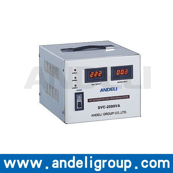 220V voltage stabilizer for 500VA ~ 10KVA
