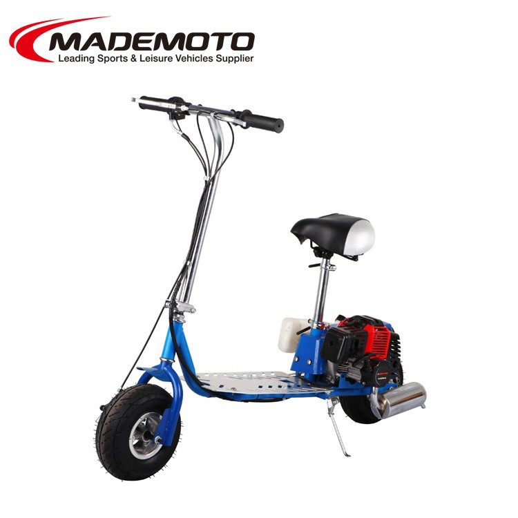 cheap motor scooters 2 speed gearbox manufacturers 12'' wheel 2-speed gas scooter sales hot on sale