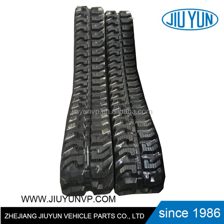 rubber track for mini tractor kubota harvester spare parts for agriculture machinery equipment