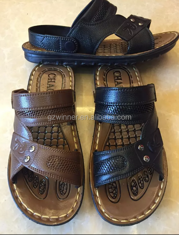 slipper sandal latest design sandal for man