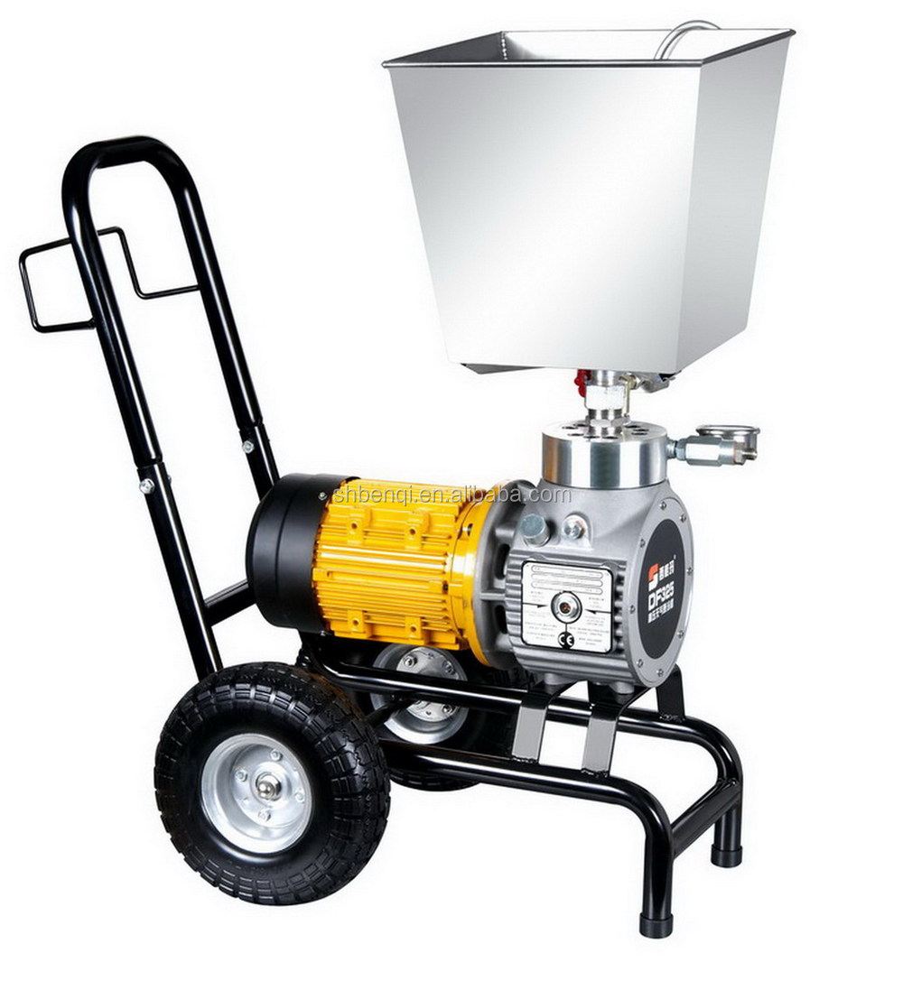 DF325 with funnel diaphragm electric airless paint sprayer