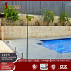 Buyer how to clean swimming pool glass fence/glass balustrade