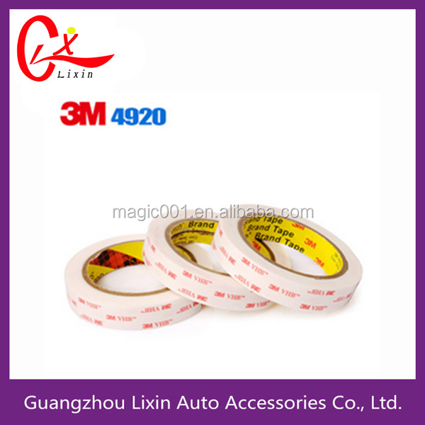 Customized Die Cut tape 3M VHB Double Sided Adhesive tape
