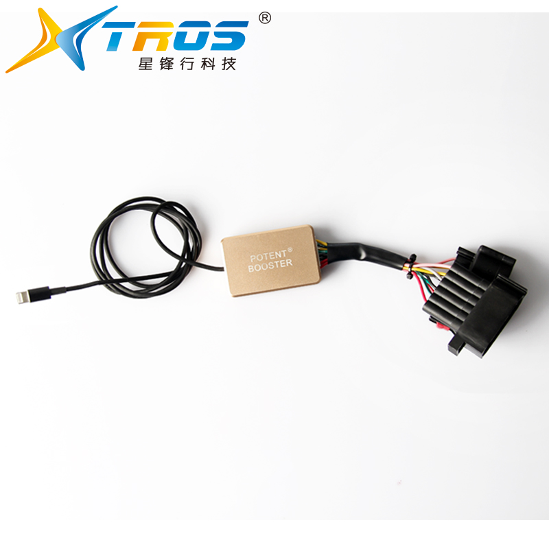 China supplying car accessories auto electronic throttle controller with Anti-theft function for Toyota Genuine Spare Parts