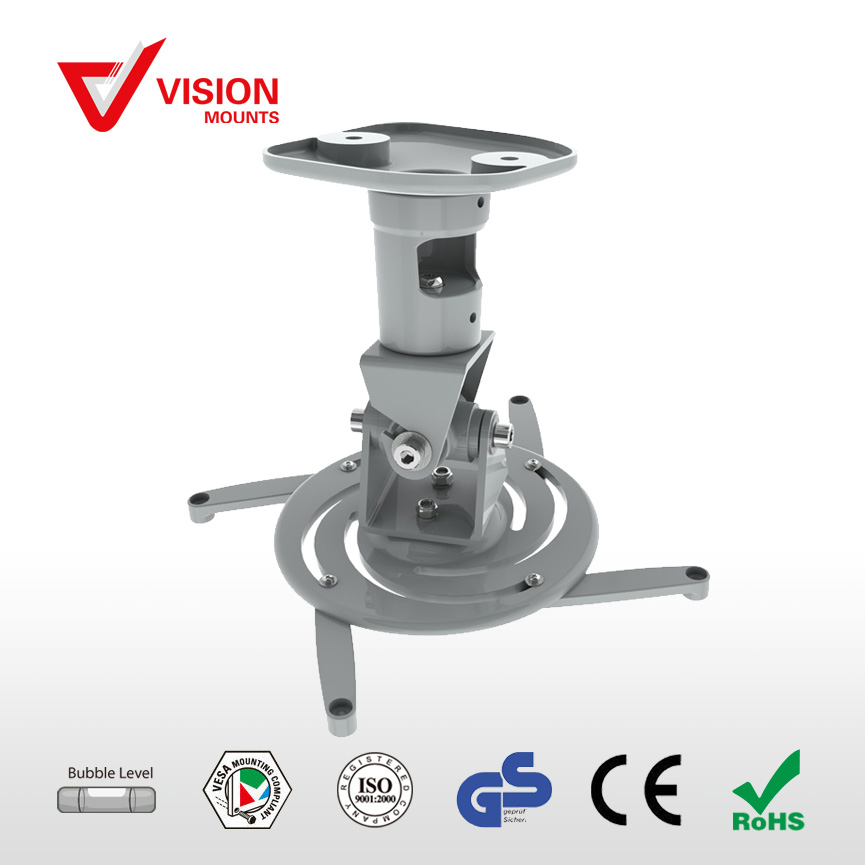 VMPR01 F06 Universal ceiling rotation projector support