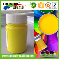 Pigment Light yellow color for Paints pigment colors