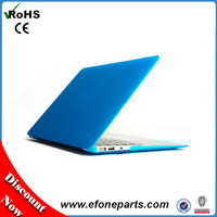 fast delivery case for macbook air 13, bottom case for macbook a1342, waterproof case for macbook air from China