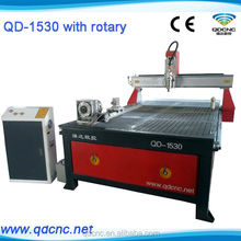 QD-1530 supplier router cnc/router 3 axes/cnc router mdf New Year discount skype: qdcnc09