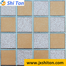 Promotion! 600x600mm colorful metal tile, ABM brand, good quality, cheap price