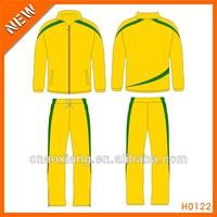 2013 new style design sweat suit