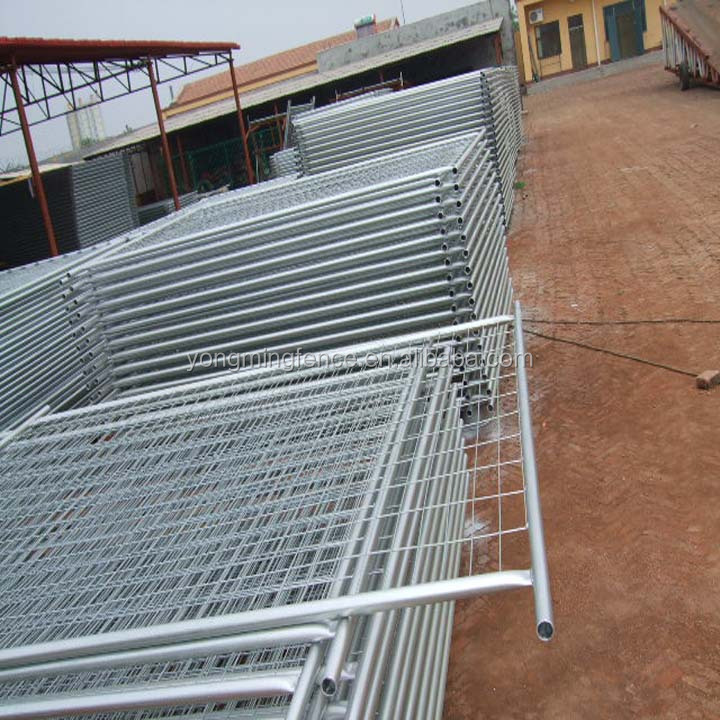 Temporary mesh fencing welded wire fence panels buy