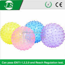 Popular top sell cheapest new plastic toy ball