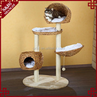 latest design home garden interesting pet toys china cat tree