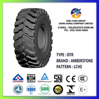 heavy duty all steel radial Earthmover and loader off the road tire