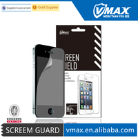 Factory Supplier 100% fit high clear for iphone 4 screen protector for iphone 4