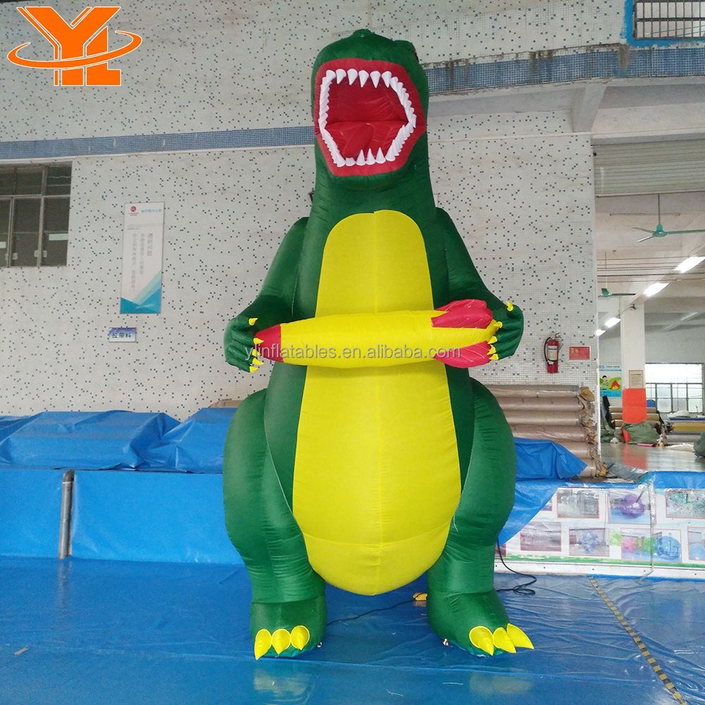 Giant Inflatable Dinosaur Shape Advertising Model, Custom Inflatable Models for Events or Display