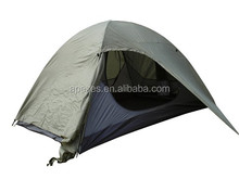 TOP Quality Waterproof luxury Custome Camping Tent double layer 2 Persons for Sale