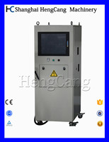 Filling level inspection machine for beverage production lines