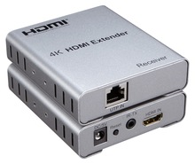 4Kx2K 50M HDMI Extender Via Single CAT5E/6 cable