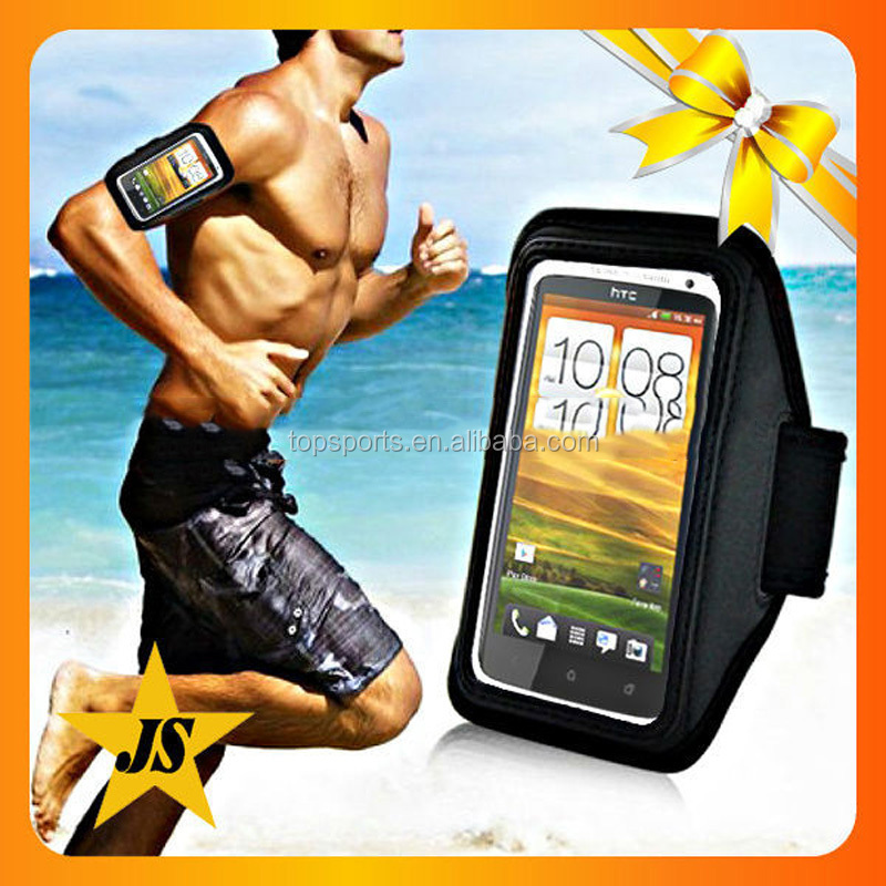 Outdoor activities neoprene sport mobile arm band case cell phone case for iPhone 5/5s/6/6s