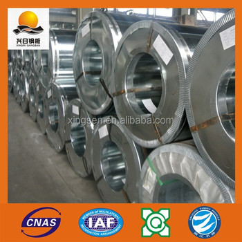 dx51d z100 hot dipped galvanized steel coils