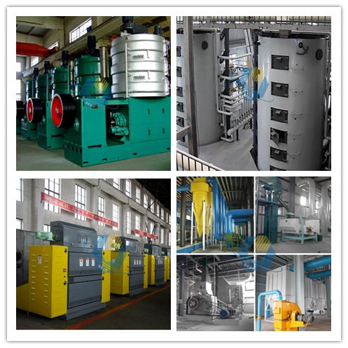 2016 Full Automatic Crude Sunflower Seed Oil Refining Plant with Continuous Working System