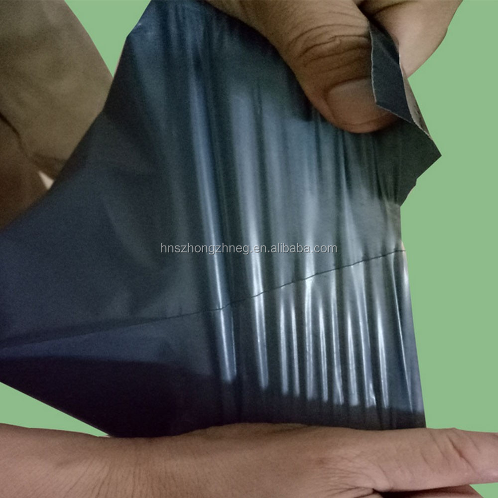 tear proof and disposable plastic mailing bag