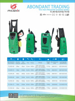 MULTI-MODELS POWERFUL HIGH PRESSURE WASHER SERIES