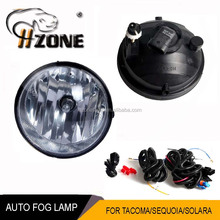 Installation Accessory Auto Head light Tundra 2007 2008 2009 2010 2011 2012 2013 front fog Lamp
