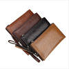 Card Case Simple Slim Leather Wallets