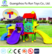 Playschool large outdoor slide playing items for kids