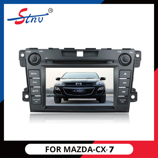 For 2014 7 Inch Mazda CX 7 Car DVD GPS Navigation System