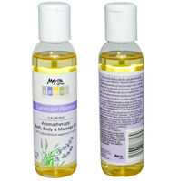 natural skin care Aromatherapy Bath, Body & Massage Oil, Lavender Harvest with 100% pure natrue plant oil --585013