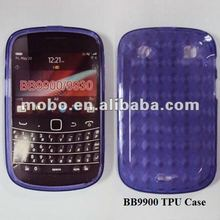 TPU case for Blackberry 9900