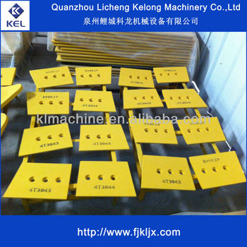 Bulldozer Cutting Edge End bit 4T3043