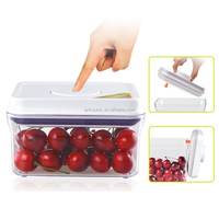 Patent Design Pet Candy Storage Can Plastic Food Container Houseware food container